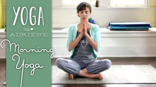 getlinkyoutube.com-Morning Yoga - Gentle Morning Sequence