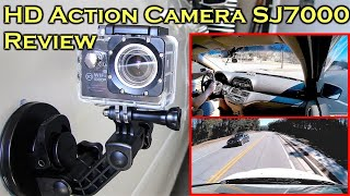 getlinkyoutube.com-HD Action Camera SJ7000 WiFi Waterproof FULL REVIEW