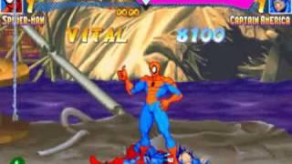 getlinkyoutube.com-Marvel Super Heroes - Spider-Man Playthrough