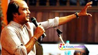 getlinkyoutube.com-Rajinikanth's Request to Dhanush!