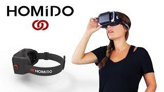 getlinkyoutube.com-HOW TO USE TRINUS VR BETA W/ HOMIDO + HOMIDO REVIEW