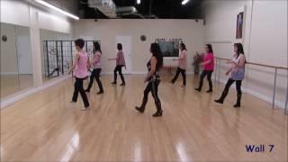 Drunken Dreams - Line Dance (Dance & Teach)