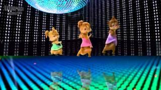 getlinkyoutube.com-Chipettes mi mi mi (of Serebro)  Video movie LightSpectrum