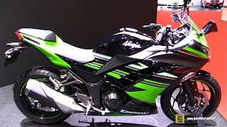 getlinkyoutube.com-2016 Kawasaki Ninja 250 ABS KRT Edition - Walkaround - 2015 Tokyo Motor Show