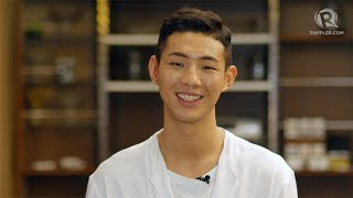 Ji Soo talks about Filipino words, acting