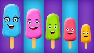 getlinkyoutube.com-The Finger Family Ice Cream Family Nursery Rhyme | Ice Cream Finger Family Songs