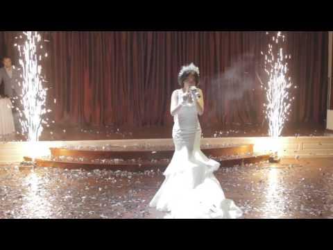 Песня Свадебный Подарок Жениху от Невесты [Роза Рымбаева Любовь Настала] Подарок От Невесты