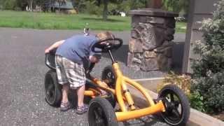 getlinkyoutube.com-BERG Buddy Pedal Car