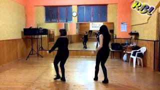 getlinkyoutube.com-kizomba Lento / Balli di Gruppo 2015 Coreo Happy Dance