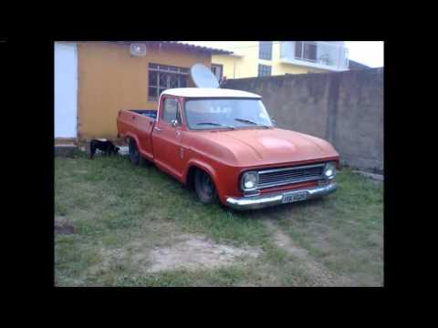 C10 Rebaixada, Original Chevrolet Brasil 6cc - RS