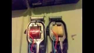 getlinkyoutube.com-VEJA :  qual a diferença das maquinas wahl de corte de cabelo : SUPER TAPER  &  PRO BASIC  !!!
