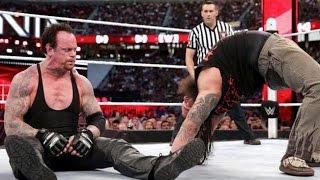Bray Wyatt vs The Undertaker   WWE Wrestlemania 31 Español Latino