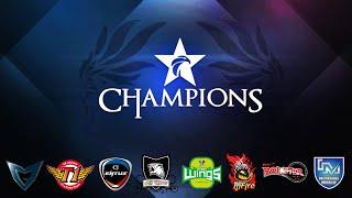 getlinkyoutube.com-Najin e-mFire vs GE Tigers Game 1, LCK Spring 2015 W5D2