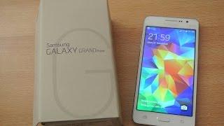 getlinkyoutube.com-Samsung Galaxy Grand Prime Unboxing & First Look HD