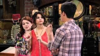 getlinkyoutube.com-Wizards of Waverly Place - Ghost Room-mate