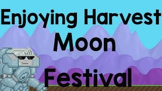 getlinkyoutube.com-Growtopia | Enjoying Harvest Moon Festival