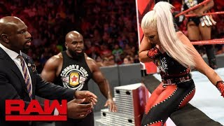 Dana Brooke is finished with Titus Worldwide: Raw, Sept. 3, 2018 width=