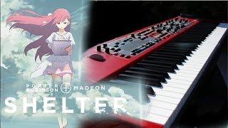 getlinkyoutube.com-Shelter - Porter Robinson and Madeon Piano Cover