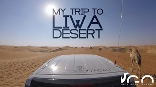 getlinkyoutube.com-Liwa desert with Dubai Offroaders (LONG version)