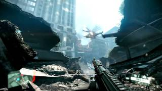 Crysis 2: Walkthrough - Part 2 [Mission 2] - Campaign - Aliens - Let's Play (Gameplay/Commentary)