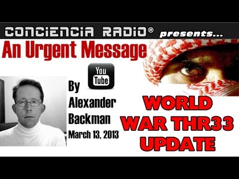 URGENT MESSAGE BY ALEXANDER BACKMAN -  VISION OF NUKE DETONATED IN NEW YORK CITY -  MARCH 13 2014