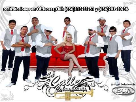 LA CALLE COLOMBIANA YO TENGO TU LOVE... 2014