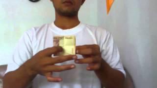 getlinkyoutube.com-trik licik mengubah uang kertas
