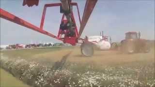 FarmGEM GEM Trak 4200 28m Trailed Sprayer