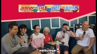 Juan For All, All For Juan Sugod Bahay | February 6, 2018