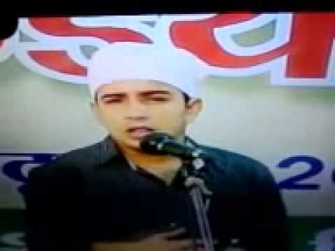 nadeem shad reciting naat sharif in ujjain