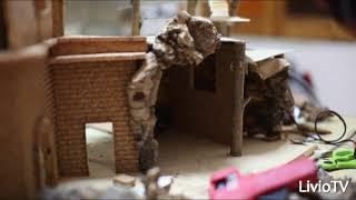 getlinkyoutube.com-Costruire un Presepe in sughero - Video esempio pratico (the neapolitan crib)