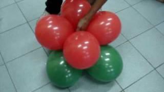 getlinkyoutube.com-Flor em balão
