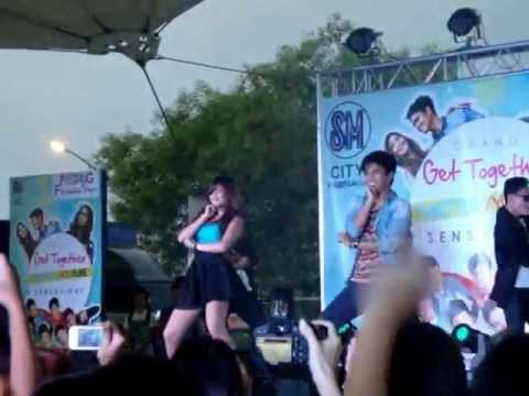 JAMICH Dancing Gentleman at SM Pampanga
