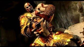 God of War III Remastered -  Kratos vs Helios