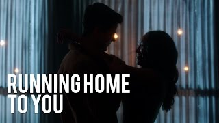 """""""Running Home To You"""" - The Flash/Supergirl Musical Crossover"""
