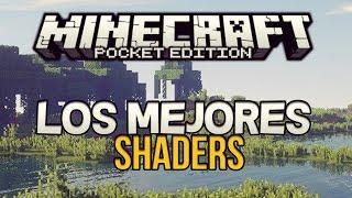 getlinkyoutube.com-SHADERS PARA MINECRAFT PE 0.16.0 - Texturas Para Minecraft PE 0.16.0