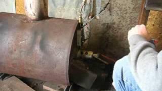 Babington Waste Oil Heater Instructions