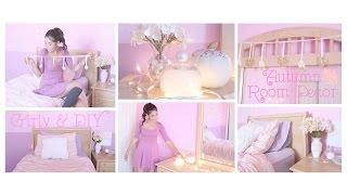getlinkyoutube.com-Autumn / Fall DIY Girly Room Decor & Inspiration