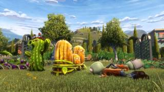 getlinkyoutube.com-Plants VS Zombies Garden Warfare TODAS LAS HABILIDADES