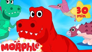getlinkyoutube.com-My Toy Dinosaurs - My Magic Pet Morphle Dinosaurs Videos For Kids