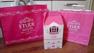 getlinkyoutube.com-ETUDE HOUSE Haul! ❤ Wanna Be Sweet?