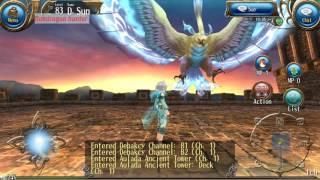getlinkyoutube.com-Toram online | Drop armor | สอนหาชุด Part 2
