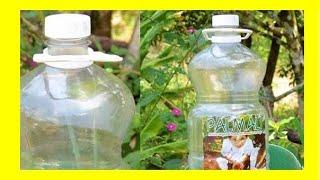 getlinkyoutube.com-5 Trucos con Botellas de Plástico