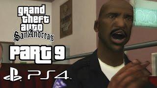 Grand Theft Auto San Andreas PS4 Gameplay Walkthrough Part 9 - GLEN PARK (GTA San Andreas PS4)