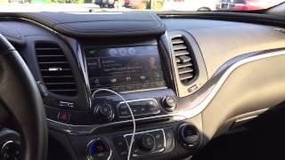 getlinkyoutube.com-Custom Trunk Build 2014 Chevrolet Impala with halo lights