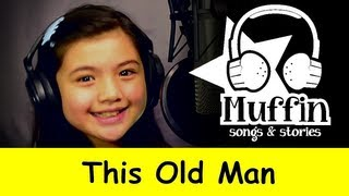 getlinkyoutube.com-This Old Man | Family Sing Along - Muffin Songs