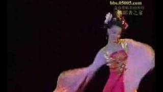 getlinkyoutube.com-Chinese Classical Dance 贵妃醉酒