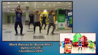 "getlinkyoutube.com-Just Dance 2016 - ""Uptown Funk"" Mark Ronson ft. Bruno Mars || Gameplay"