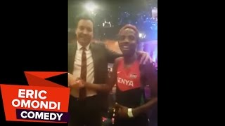 Eric Omondi Live at the Tonight Show with Jimmy Fallon width=