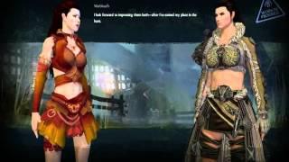 getlinkyoutube.com-Guild Wars 2 Beta - Elementalist - Part 1 - Starting Area